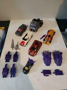 Transformers Combiner Wars Menasor Stunticons Complete