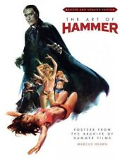 Art of Hammer : Posters from the Archive of Hammer Films, Hardcover by Hearn,.