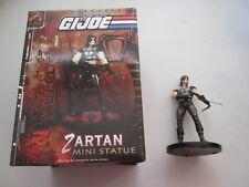 Palisades mini statue G.I. Joe gi Zartan #1167 MIB