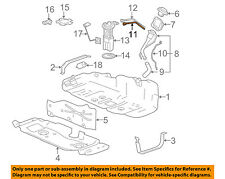 GM OEM Fuel System-Feed Line 25915450
