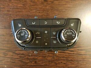 #Opel Mokka X (Buick Encore) Ac Box Climate Control Unit 39082867