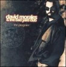 David Morales & Bad Yard Club Program (1993) [CD]