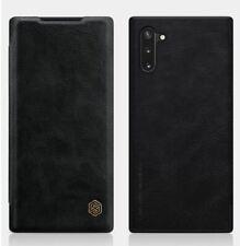Flip Case Samsung Galaxy Note 10 Note10+ Plus PU Leather Original Nillkin Cover