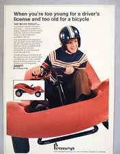 Micro Buggy PRINT AD - 1970 ~~ Pennys