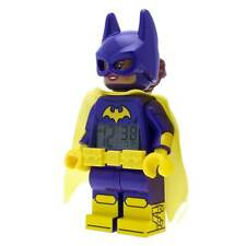 Lego 9009334 Kids Batman Movie Batgirl Minifigure Alarm Clock