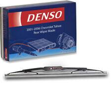 Denso Rear Wiper Blade for Chevrolet Tahoe 2001-2006 Windshield li