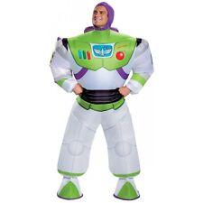 Buzz Lightyear Inflatable Costume Toy Story Halloween Fancy Dress