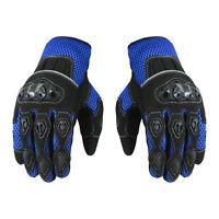 Motorbike Summer Gloves Thermal Wind Knuckle Biker Motorcycle Gloves