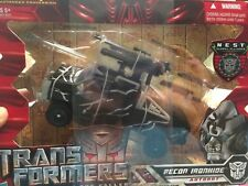 Transformers Revenge Of The Fallen Voyager Class Recon Ironhide N.E.S.T Hasbro