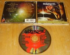 WILDROSE Same S/T CD 1995 14trk Nico's Records