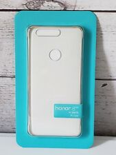 Huawei Cell Phone Case for Honor 8 - Silver/White - Brand New -( 2 per pk)