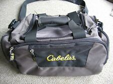 New Cabela's Gear/Field/Duffle Bag Zippered Pockets Shoulder Strap and Handle
