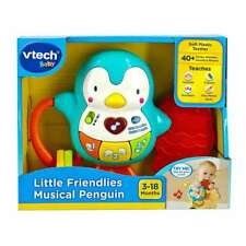 NEW VTECH BABY LITTLE FRIENDLIES MUSICAL PENGUIN 165603