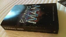 Running Man by Wesley Don Lawrence signed with extras