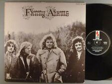 Fanny Adams  Self-Titled   Hard Rock; Blues Rock