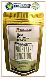 Saw Palmetto Uva Ursi Extract-Anti-Prostate Cancer,Anti-Hair Loss-1000mg*60 Caps