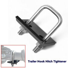 Anti-Rattle SUV Trailer Hook Hitch Tightener Stabilizer Bracket Ball Mount Clamp