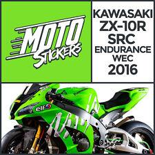 Kit Adesivi Kawasaki NINJA ZX-10r Endurance WEC - SRC Team - Randy De Puniet