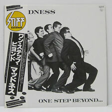 MADNESS - ONE STEP BEYOND LP STIFF VIP-6708 Japan Press SPECIALS w/ obi, insert