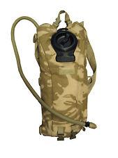 BRITISH ARMY CAMEL BAK DESERT INDIVIDUAL HYDRATION SYSTEM - USED - B551