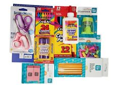 NEW Toddler Kids Home School Supplies Essentials Bundle Pack Ready to practice