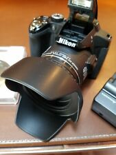 Nikon camera Coolpix P510 tricked out