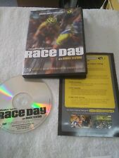 Race Day with Robbie Ventura by Real Rides Dvd 2007 Racing Simulation Train