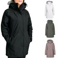 Trespass 'San Fran' Ladies 5000mm Waterproof Winter Warm Jacket Parka Rain Coat