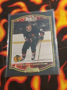 Nhl 2002-2003 bowman young stars Shawn Thornton rookie card Chicago Blackhawks
