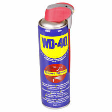 wd40 - Doble Acción 500 Ml - Lubricantes multiusos -
