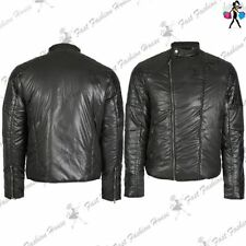 Unbranded Collared Coats & Jackets for Men Quilted