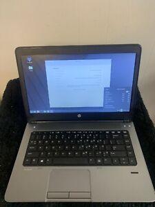 """HP ProBook 645 G1 14"""" Laptop AMD A6-4400M 8GB 320GB HDD WCam WiFi LINUX OS #13"""