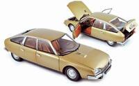 Citroën CX 2000 Sable Cendré 1974 - 1/18 NOREV DIECAST voiture miniature- 181520