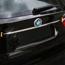 For BMW X3 F25 2011-2018 Chrome Rear Trunk Lid Tailgate Door Cover Molding Trim