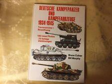 Deutsche Kampfpanzer und Kampffahrzeuge Tarnanstriche - Bewaffnung