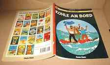 Tintin en allemand Kohle an Bord (coke en stock) par Hergé Carlsen Comics 1989