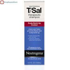 Neutrogena T/Sal Therapeutic Shampoo 4.5oz