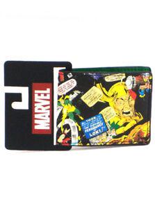 Loki Bi-Fold Wallet Marvel Comics Journey Into Mystery God Of Mischief Asgard