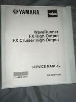 2005-2006 Yamaha Wave Runner FX high output fx cruiser hi output Service Manual