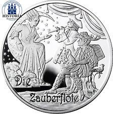 Österreich 20 Euro Silber 2016 PP Silbermünze Wolfgang Amadeus Mozart Der Mythos