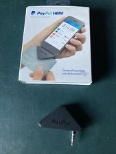 PayPal Mobile Credit Card Reader Swiper for Android Windows iOs