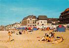 BLONVILLE-SUR-MER 13 la plage timbrée 1978