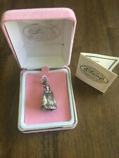 Disney Sterling Silver 1996 Cinderella Charm Collection Limited Edition in Box