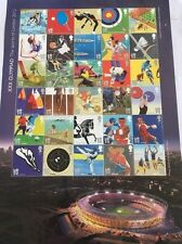 *LONDON 2012 OLYMPICS FIRST CLASS STAMPS SHEET