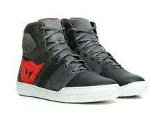 Scarpe Moto Estive Dainese York Air Shoes Col.phantom/red