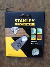 Stanley Fatmax Diamond Cutting Disc 115mm for Tiles, Marble and Granite