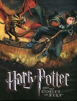 Harry Potter and the Goblet of Fire Collector Card Album