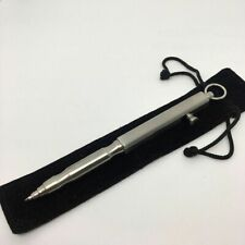 5pcs Refills EDC Gear Steel Pull Bolt Ballpoint Pen Tactical Write Pen P-15SS