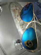 Original RAY-BAN Aviator Sonnenbrille Herren Damen RB3025 Geschenkidee