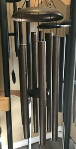 """Wind Chime, Corinthian Bells, 44"""" Copper Vein (double boxed)"""